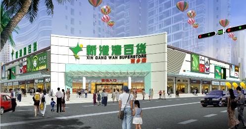 新港湾百货商场