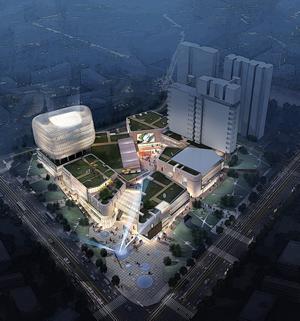 青岛市崂山区大拇指商业广场